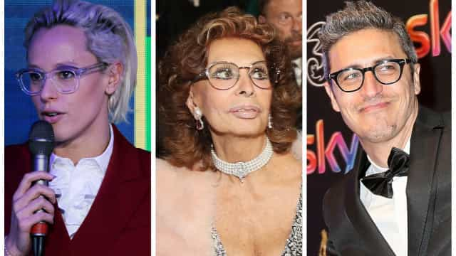 Quale celebrità ha gli occhiali più sexy?