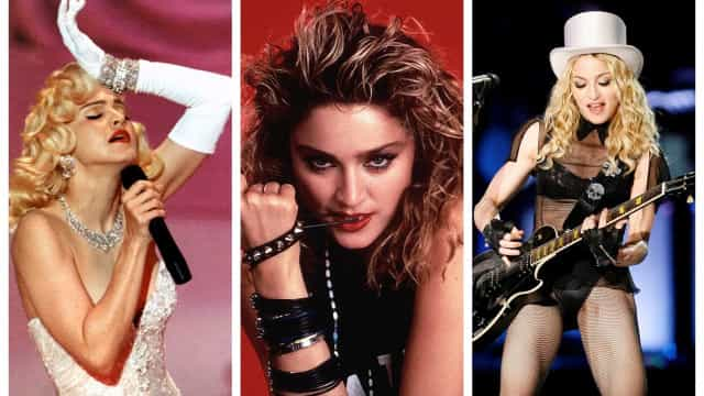 Madonna: the 'Material Girl' turns 61!