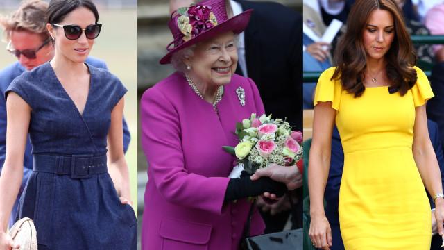 Quando la moda non ha età: gli strepitosi outfit della famiglia reale