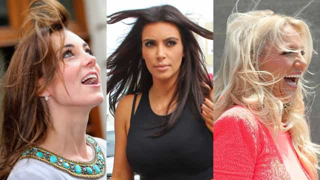 Spotted: the worst in celebrity bad hair days