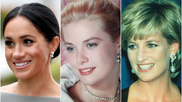 Kuin sadusta: ikoniset naiset, jotka avioituivat kuninkaallisten kanssa