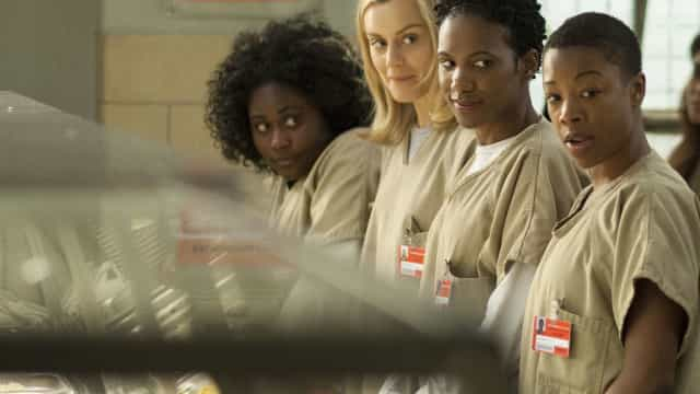 Back to work with the 'Orange is the New Black' cast