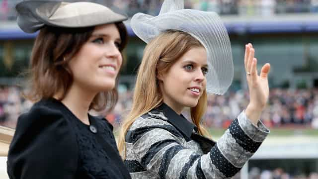 Princess Beatrice turns 30: adorable photos of the sisters through the years