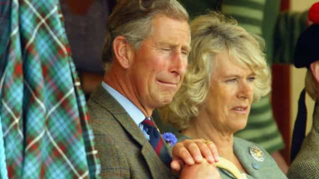 Scandals and secrets of the British royal family