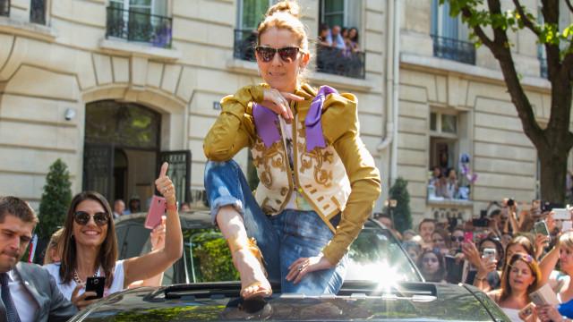 Le nouveau style déjanté de Céline Dion