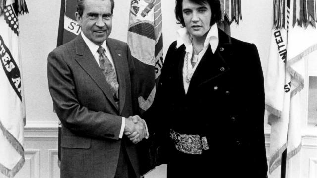 Elvis Presley sopravvisse a un tornado: scopri la sua storia