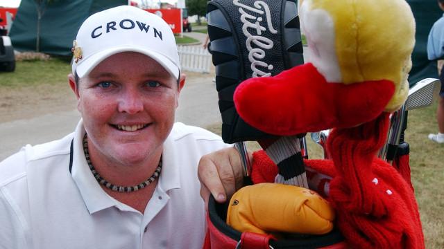 Australian golf legend Jarrod Lyle has passed away