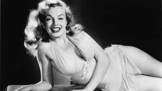 Marilyn Monroe in the nude! The star's archived scene has resurfaced