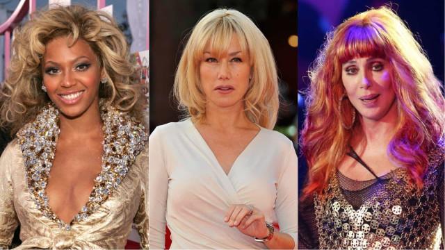 Da Nancy Brilli a Beyoncé, le star che indossano la parrucca