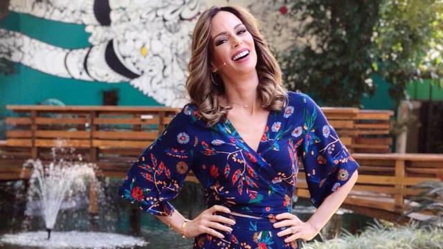 """Ana Furtado comemora última quimioterapia: """"Vitória, gratidão"""""""