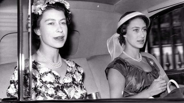 Prinsessan Margaret: Drottning Elisabeths skandalösa lillasyster