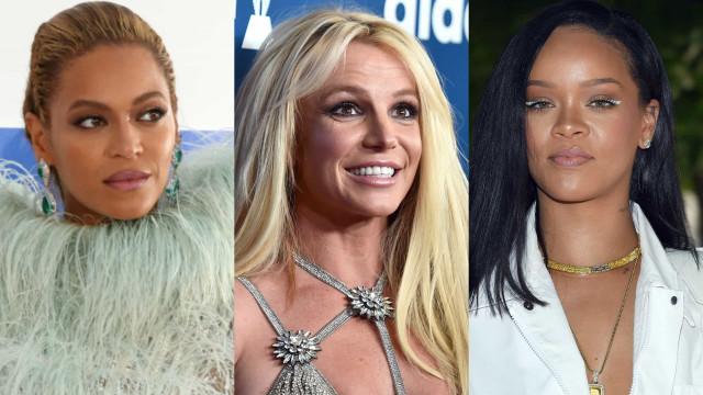 Grandes éxitos que fueron pensados para otros cantantes