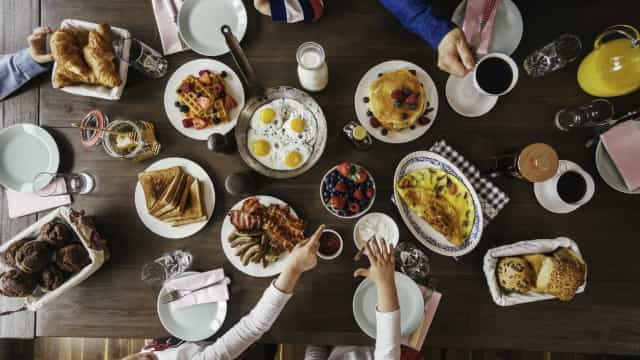 Sorprenditi di come variano le colazioni da paese a paese