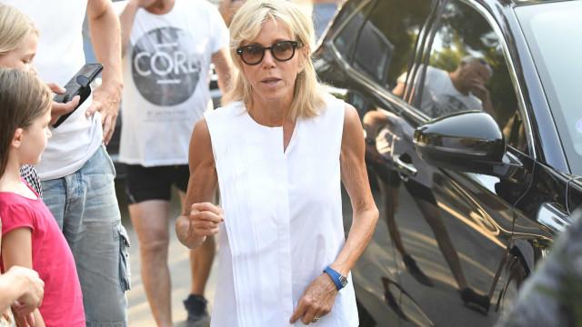 Brigitte Macron: le style d'une Première dame