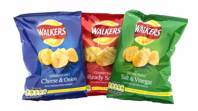 Which year did your favourite snack come out?
