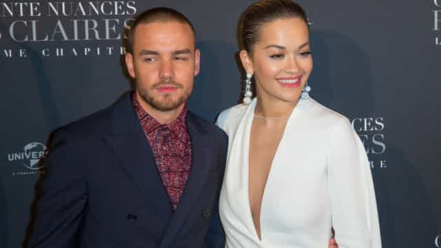 That was quick! Liam Payne spotted getting intimate with Rita Ora