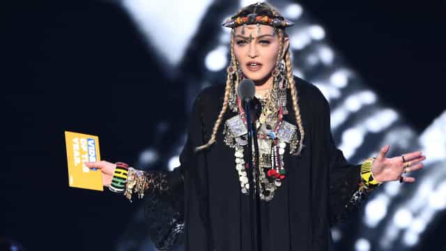 Aretha Franklin's family responds to Madonna's misguided tribute