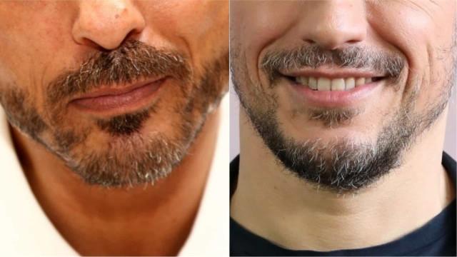 Quiz: riconosci questi famosi dalla barba?
