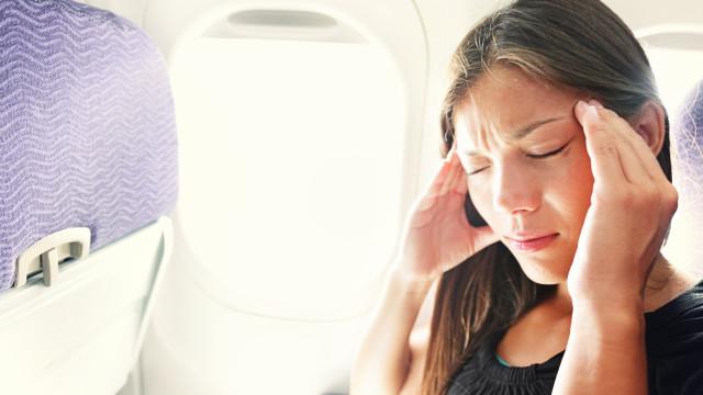Zo voorkom je dat je ziek wordt tijdens een vlucht