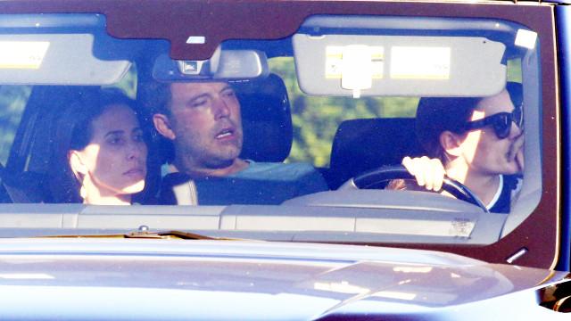 Ben Affleck e il vizio dell'alcol, l'ex moglie lo riporta in rehab