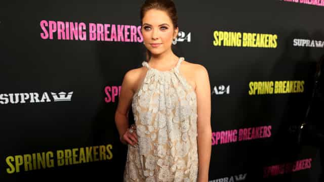 Ashley Benson from 'Spring Breakers' was not paid for her starring role