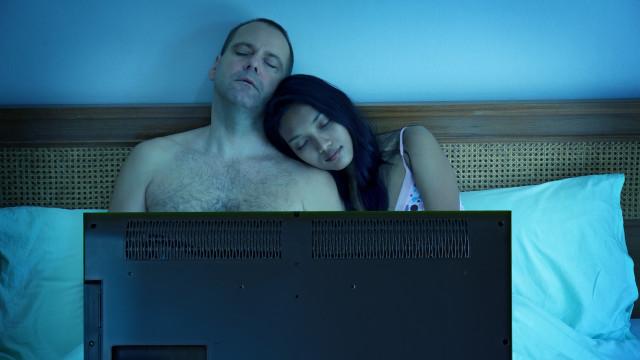 De televisie is funest voor je seksleven