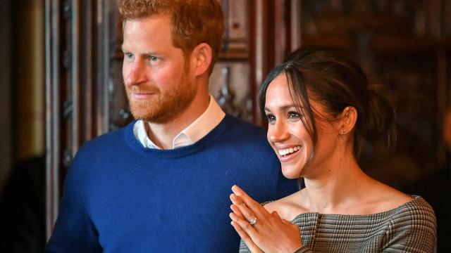 Palácio Real confirma que Meghan Markle está grávida
