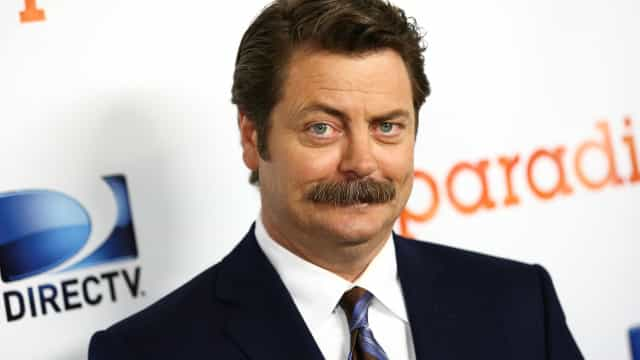 Nick Offerman from 'Parks and Rec' has a very surprising hobby and a nickname to match