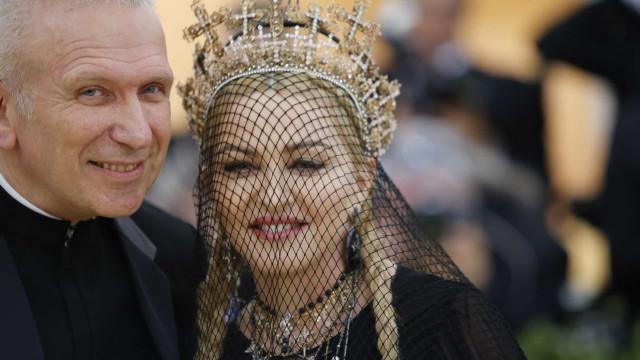 Jean-Paul Gaultier: styliste et ami des stars