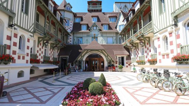 Deauville, une destination chic et zen