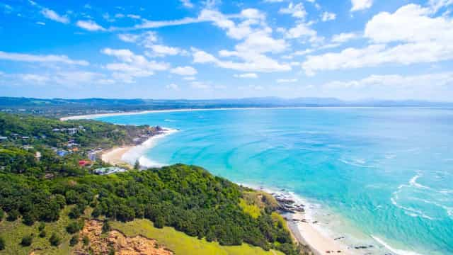 Beautiful Byron Bay in pictures