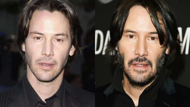 Keanu Reeves is immortal, and here's the proof