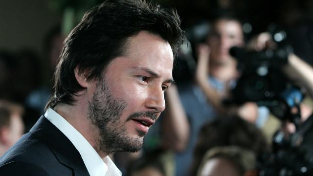 """Keanu Reeves: """"Sou um solitário. Não tenho ninguém na minha vida"""""""