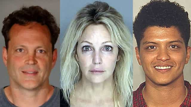 Do you remember these celebrity arrests?