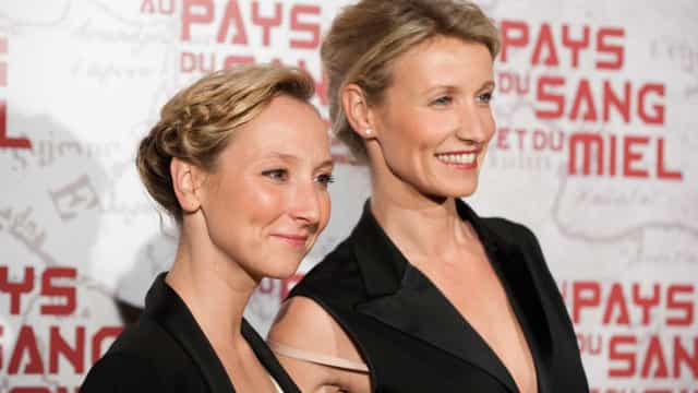 Alexandra et Audrey Lamy, deux sœurs complices et attachantes