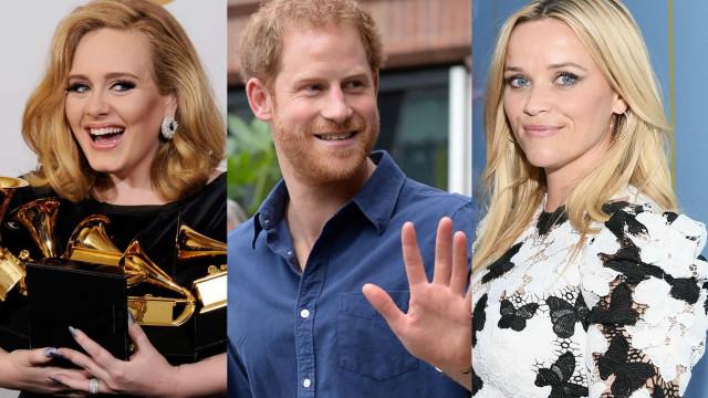 Anche i famosi hanno una cotta per le star di Hollywood