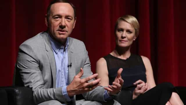 'House of Cards' star Robin Wright believes Kevin Spacey deserves a second chance