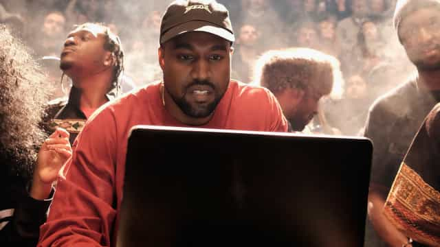 Kanye West may be hired as creative director for the PornHub Awards