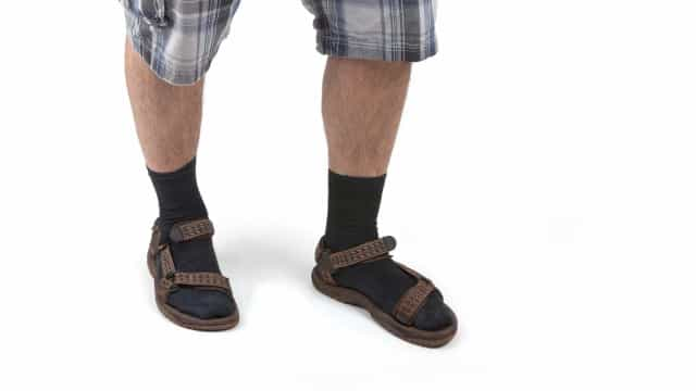 Vijf tekenen dat je je als een vader kleedt