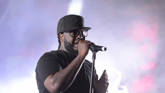 Rapper T-Pain explains why he brought a loaded gun to the airport