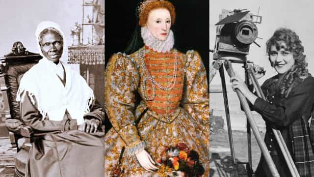 History's most influential and inspiring women