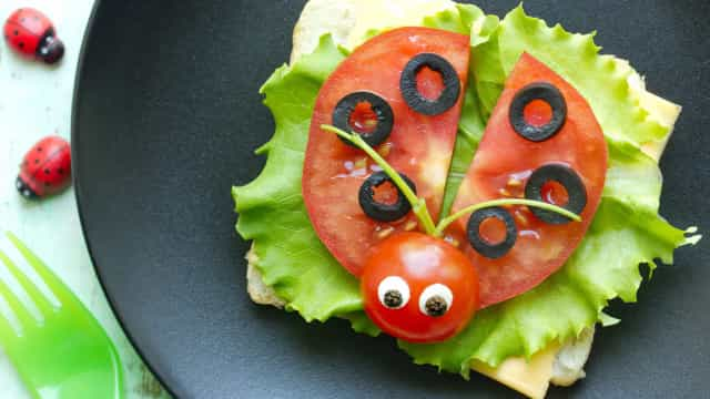 Fantastic photos of food art to inspire your picky eaters