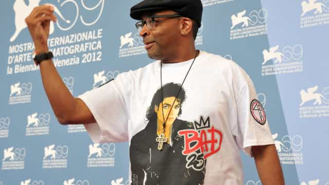 Spike Lee negotiated with a Brazilian drug lord for Michael Jackson video