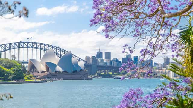 In full bloom: Spring Down Under
