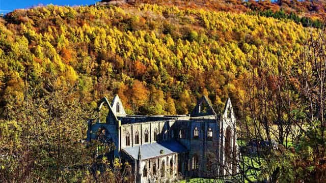 Explore Britain's golden autumn locations