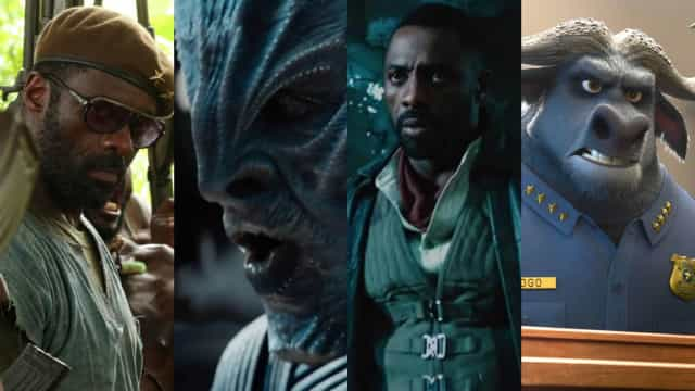 Idris Elba's best film roles