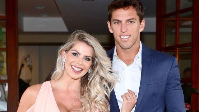 Karina Bacchi revela as madrinhas famosas de seu casamento com Amaury Nunes