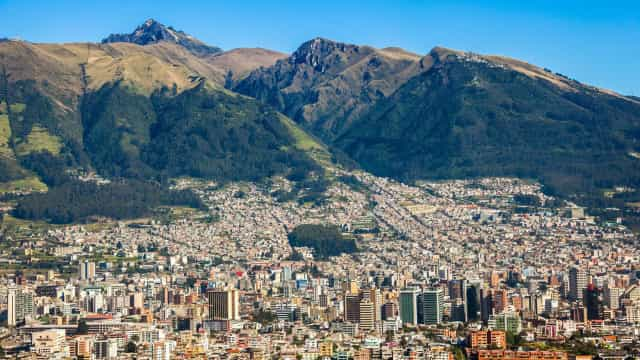 Discover the highest capital cities in the world