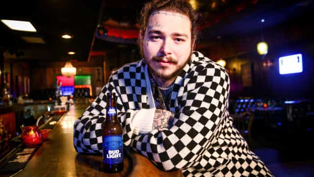 """Post Malone announces """"God hates me"""" after recent car accident"""