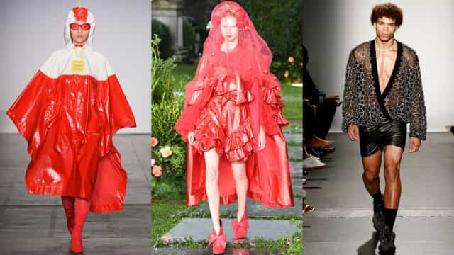 New York Fashion Week 2018: de allervreemdste looks (tot nu toe)
